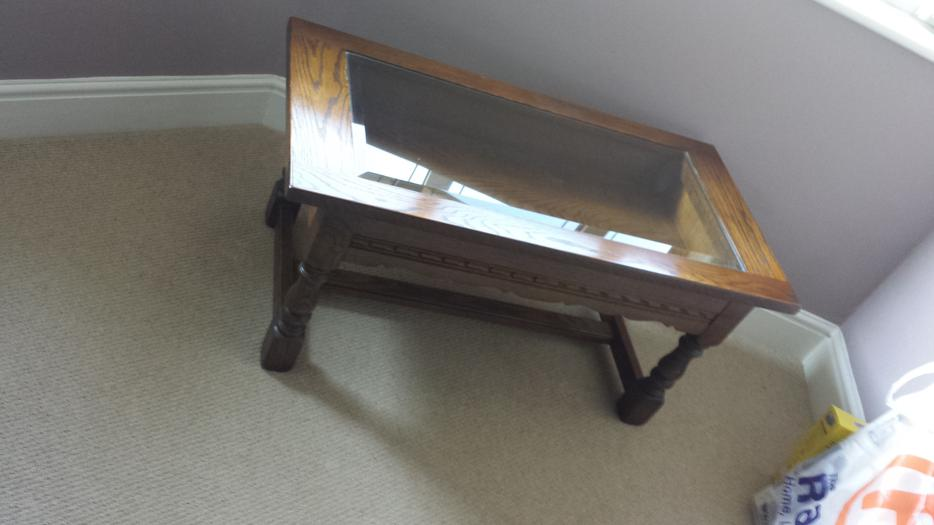 Used Display Tables ~ Display coffee table walsall dudley