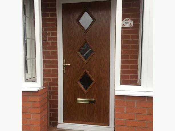 premium selection 18397 5f5fb  Log In needed £280 · Oak composite front door
