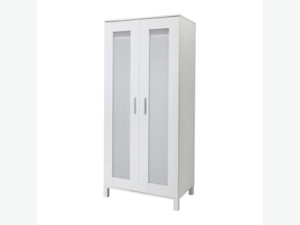 WANTED: White Ikea wardrobe and matching chest of drawers