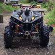 Quad ATV Can-Am Renegade 800