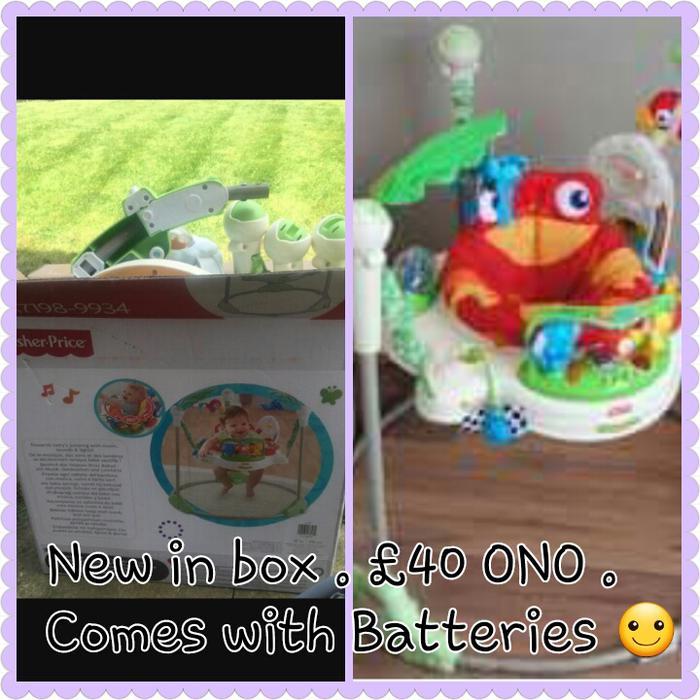 Buy Fisher-Price Rainforest Jumperoo at 5eyg5o6unews.ml There are so many sights and activities to discover on this brightly colored jumperoo music, lights .