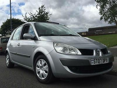 RENAULT SCENIC 1.6VVT EXPRESSION, 3 OWNERS+ GENUINE 68k ...