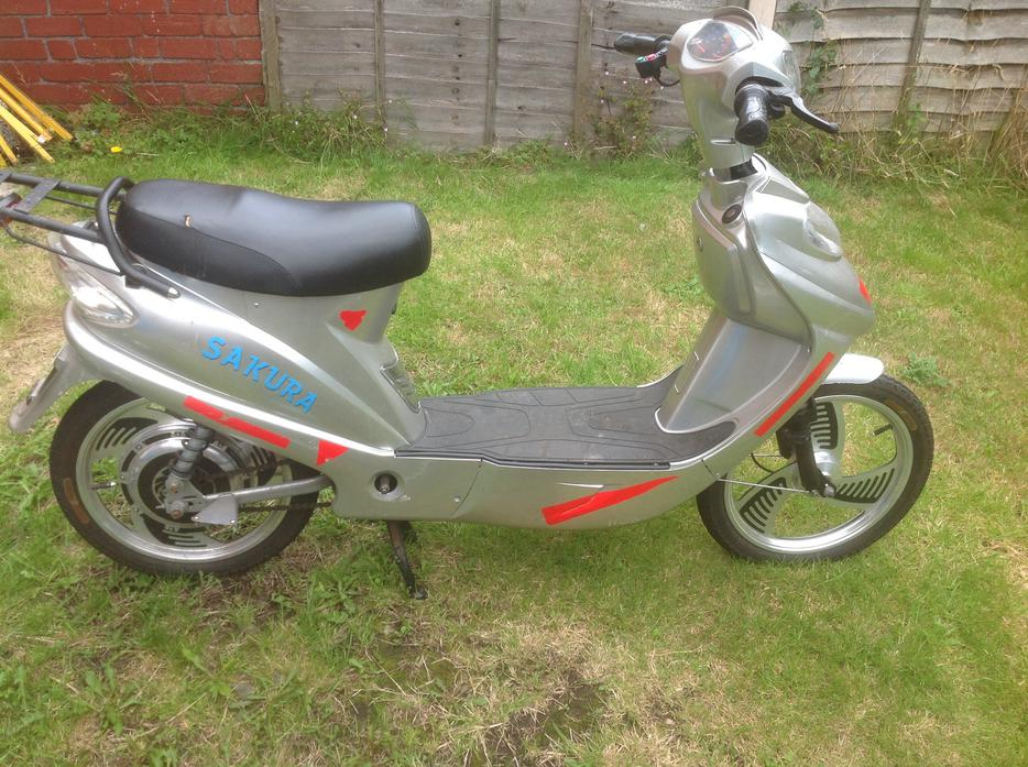Electric bike walsall walsall for Do you need a license for a motorized bicycle