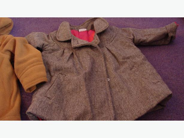 baby toddler coats -girls