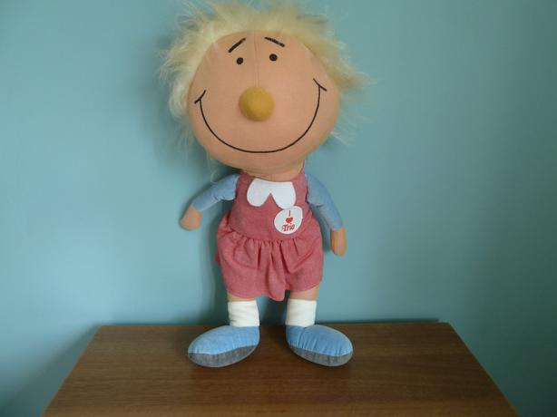VINTAGE 1980S SUZY DOLL FROM TRIO BISCUIT TV ADS