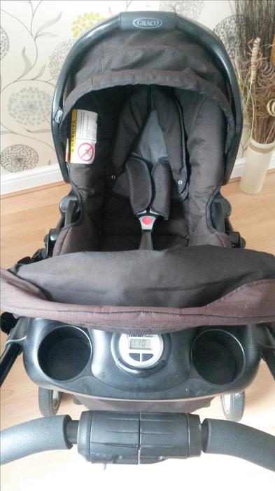 How To Clean A Graco Car Seat Cover