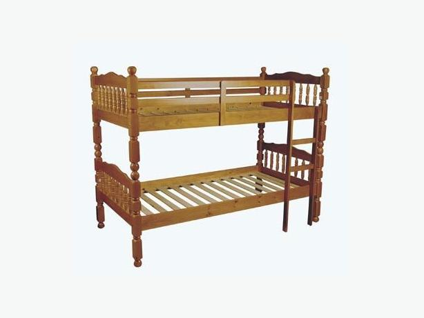 Twin bunk beds with mattresses wolverhampton dudley for Beds 185cm long