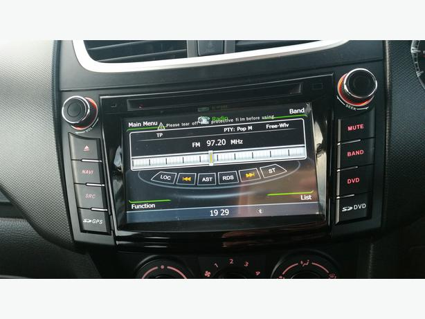 suzuki swift sat nav stereo built in unit tettenhall dudley. Black Bedroom Furniture Sets. Home Design Ideas