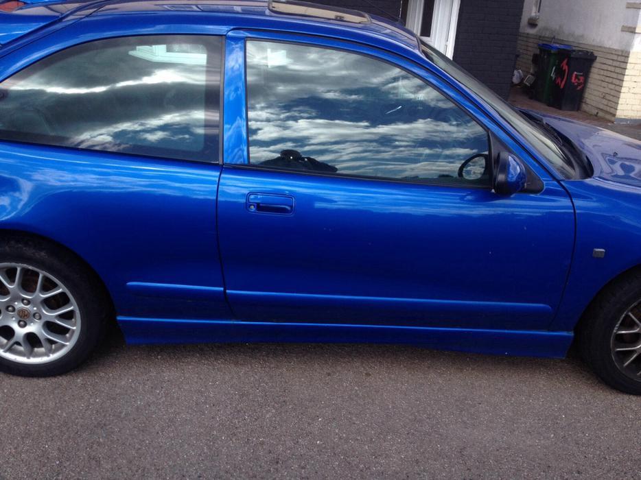 Corsa C Swap >> MG ZR 1.4 SANDWELL, Dudley