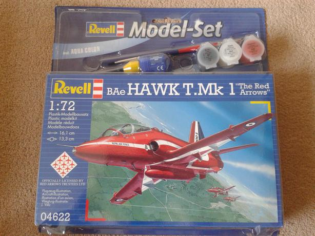 red arrows brand new scale model set