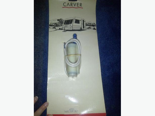 x2 carver thames pump only £15each