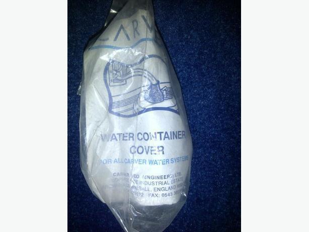 carver water container cover x8 £1.75 each