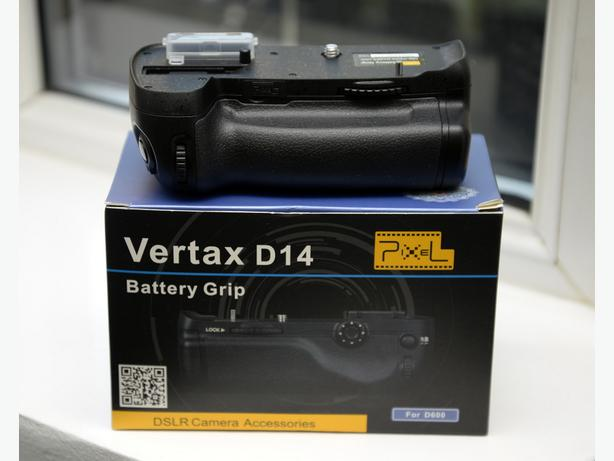 Battery grip for Nikon d600 / d610