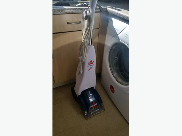 0903f1e84dd Bissell quickwash carpet cleaner working order Darlaston