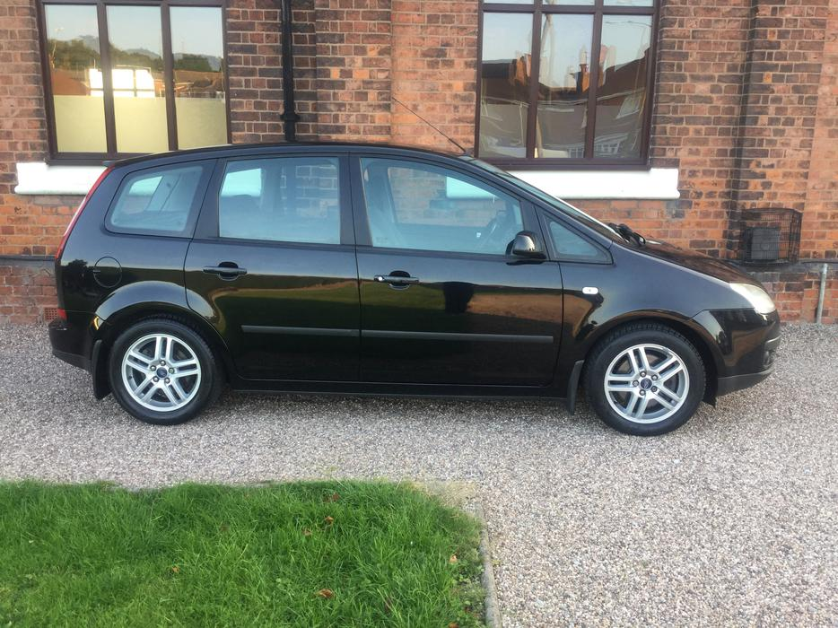 2006 ford focus c max 2 0 tdci zetec 5dr dudley wolverhampton. Black Bedroom Furniture Sets. Home Design Ideas