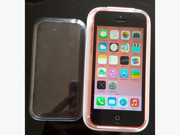 adam4adamradar mobile iphone apple iphone 5c ee tmobile orange boxed 1338