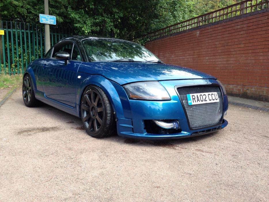 £2,000 · Audi 1 8 225 Quattro BAM Engine For Sale Or Swap