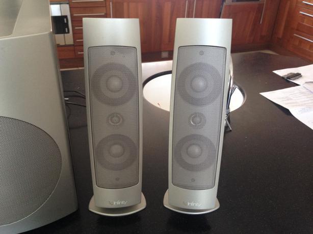 infinity surround speakers. infinity surround speakers