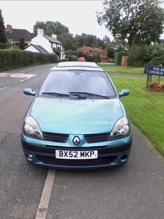 52 Plate 1 1 Renault Clio 11 Months Mot Halesowen