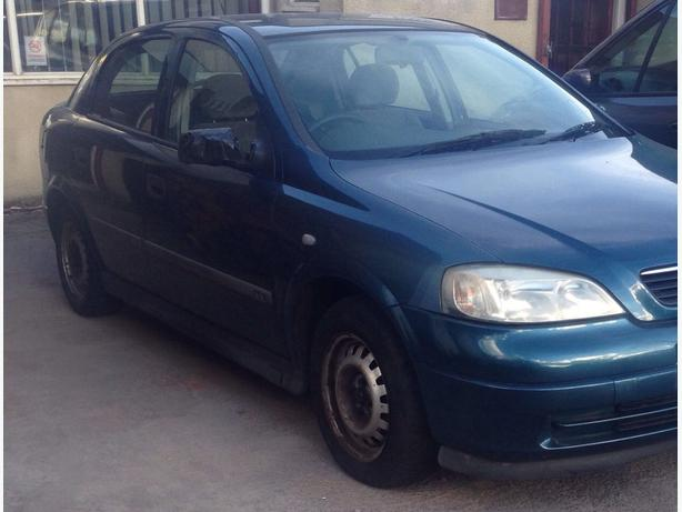 Vauxhall Astra Mk4 Breaking For Parts Spares 1.4 ECO TEC 16V 2003 1998-2004