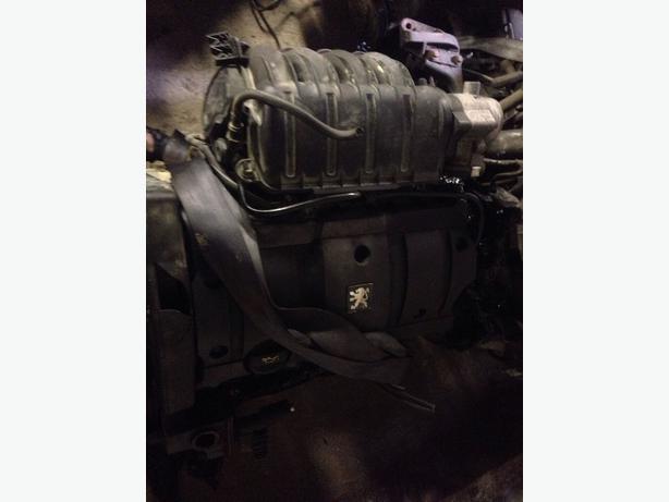 Peugeot 206 1.6 2000-2007 16V 4 Cylinder Engine Code Tu5Ja (Nfu) (2005) 81,000