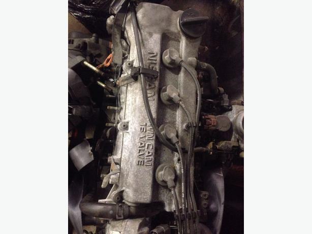 Nissan Micra 1000cc Nissan Twin Cam 16V Engine Code CR10DE 1.0 Petrol 2004 71k