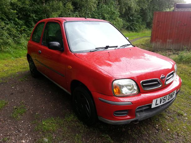 Nissan Micra 1 0 16v 51 Plate Cheap Runabout 3 Door 163 300
