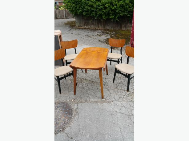 Retro Table And Chairs Wolverhampton Wolverhampton