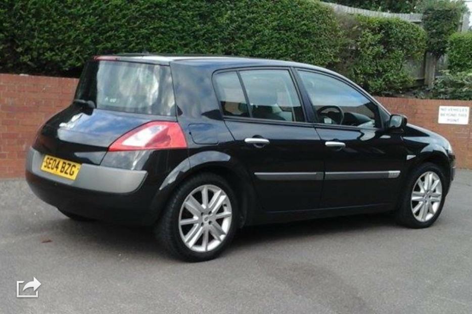 Renault Megane Dynamique 2004 1 6 Petrol Wednesfield Dudley