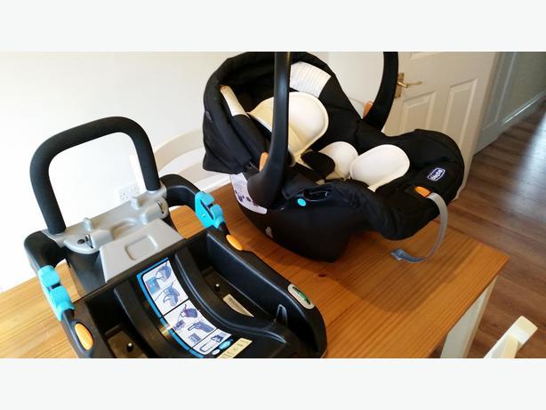 Chicco Keyfit Car Seat Base Isofix