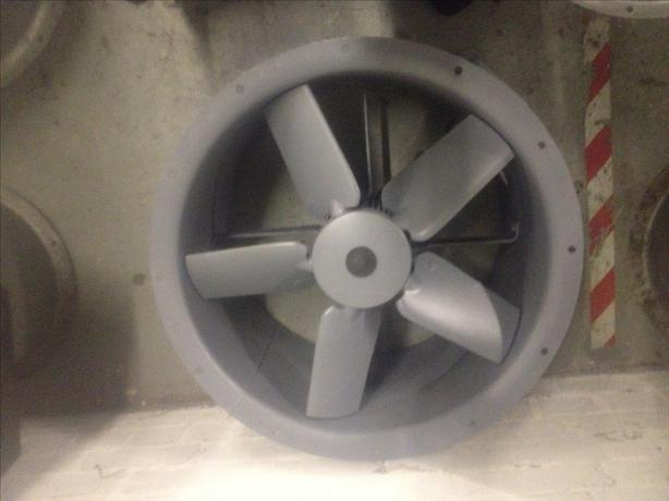 Flakt Woods Fan : Commercial extractor fan flakt woods mm dia jm