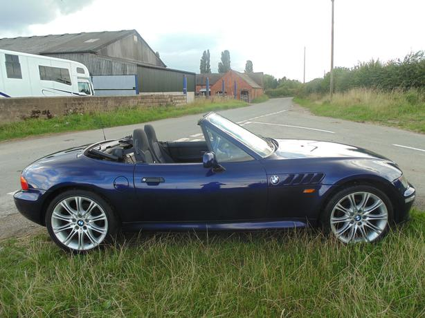 Bmw Z3 1 9 Manual Very Low Mileage Only 69000 Electric