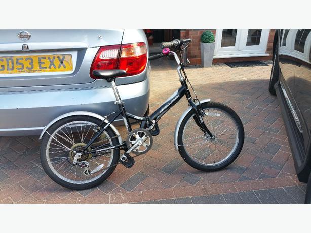 Fold Away Bike Coseley Dudley