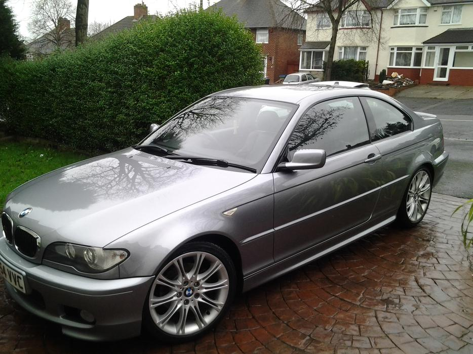 bmw 320 cdi 2 door coupe sandwell dudley. Black Bedroom Furniture Sets. Home Design Ideas