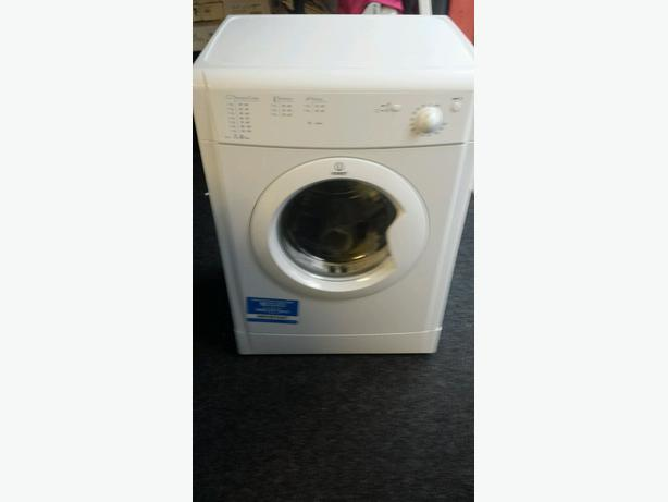 indesit idv75 free standing 7kg reverse action vented tumble dryer white new halesowen. Black Bedroom Furniture Sets. Home Design Ideas