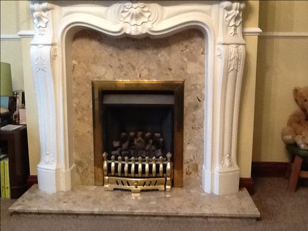 living flame gas fire coseley sandwell. Black Bedroom Furniture Sets. Home Design Ideas