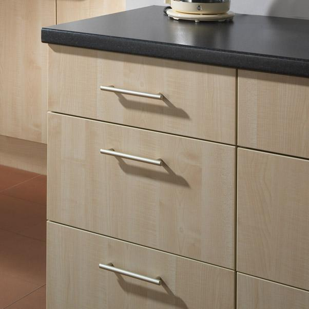 7 piece kitchen units maple deluxe brand new for 300mm deep kitchen units