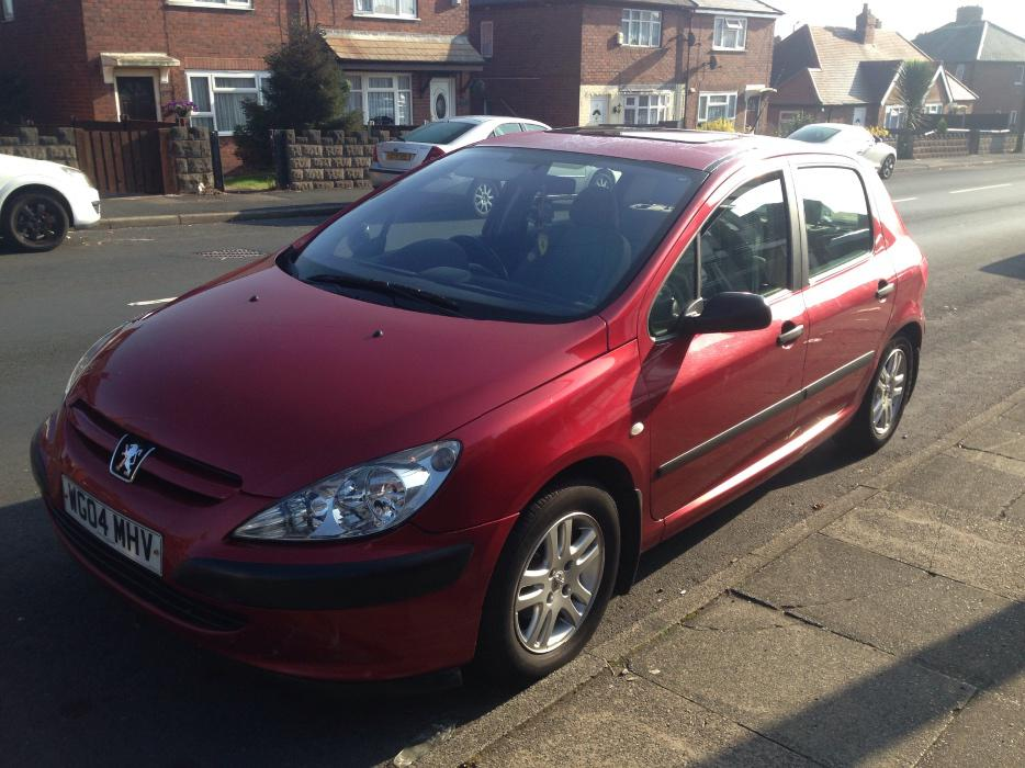 Peugeot 307 2 0 Hdi Swapz Px Cash Your Way Sandwell