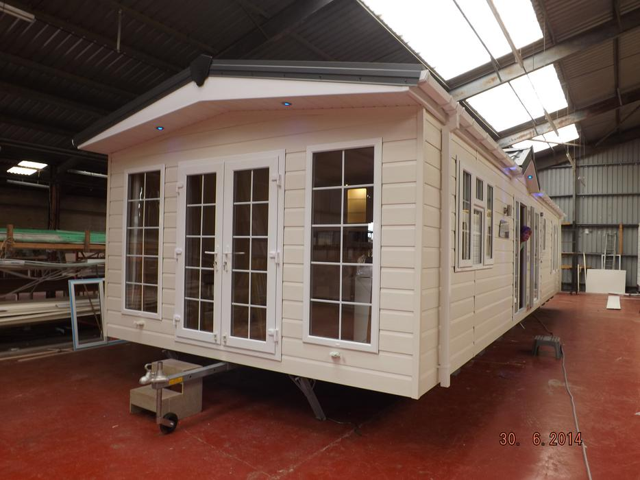 cristal mobile homes luxury bespoke mobile homes at