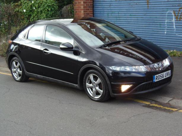 honda civic 2 2 cdti es model 5 door hatchback 2006 may 2016 mot wolverhampton wolverhampton. Black Bedroom Furniture Sets. Home Design Ideas