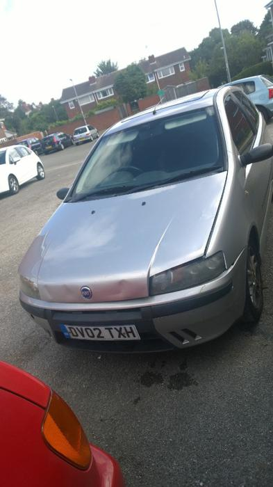 Fiat punto sporting walsall sandwell for 2002 honda civic rear window wont go up