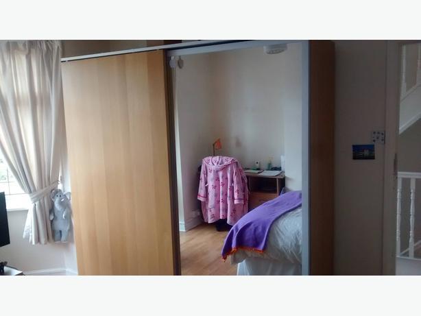 large ikea sliding door cupboard