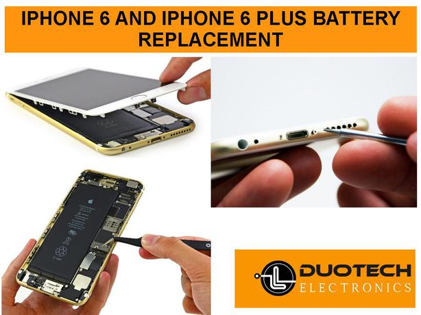 Iphone 6 Iphone 6 Plus Battery/Screen Replacement