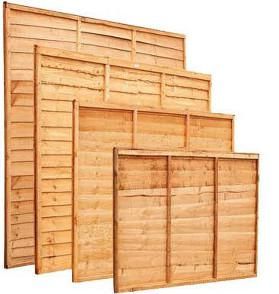 feather edge fence panels willenhall walsall. Black Bedroom Furniture Sets. Home Design Ideas
