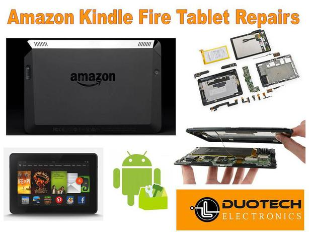 Kindle Fire HD/HDX Tablet Screen Replacement