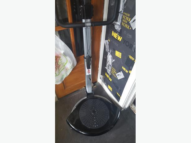 vibrate exercise machine