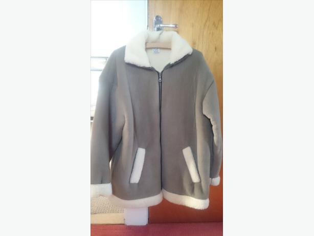 ladies medium fleece coat