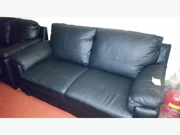 Superb Log In Needed 389 Antonio Leather Sofa 3 2 Seater Onthecornerstone Fun Painted Chair Ideas Images Onthecornerstoneorg