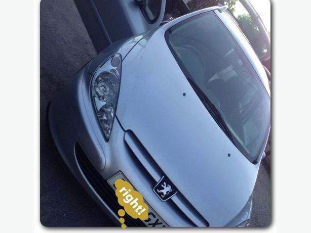 Peugeot 307 2.0 HDI BREAKING ENGINE GEARBOX WING DOOR BUMPER SEAT 307 SW