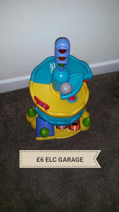 Toy Garages For Boys : Boys toy garage dudley